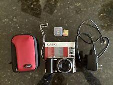 Casio EXILIM ZR700 16.1MP Digital Camera - 18X Optical Zoom - Black