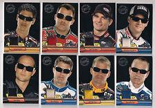 2012 PRESS PASS IGNITE JEFF BURTON  RACE-USED FIRESUIT CARD #IM-JB