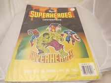 1979 Marvel SuperHeroes Party Centerpiece - Spider Man, Hulk, Captain America, +