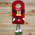 Santa/Snowman/Reindeer Toy Doll Christmas Decor Xmas Tree Hanging Ornament Gift