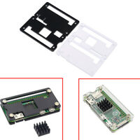 Transparent black acrylic protector cover case for raspberry pi zerODUS