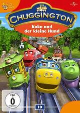 DVD * CHUGGINGTON 10 - KOKO UND DER KLEINE HUND # NEU OVP +