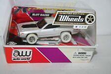Very Rare iWHEELS #4 of 150 HO Electric Slot Car 1971 Plymouth GTX Auto World