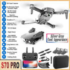 2020 S70PRO Drone WIFI 4K HD Dual Camera Height-Keep Foldable FPV RC Quadcopter