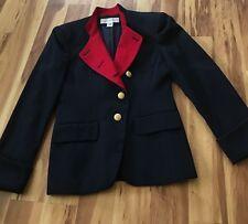 VintageJones New York Military Style Jacket Size 4