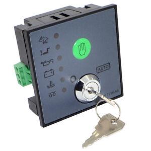 New 701K-AS Auto Start Generator Controller Board Key Start Module