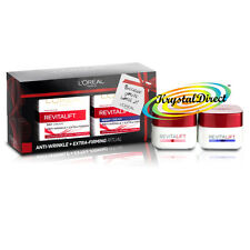 Loreal Revitalift Anti Wrinkle DAY & NIGHT CREAM Xmas Gift Set