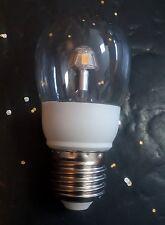 LED E27 3,5W warmweiß 250lm Sparlampe Klar Mini Tropfenform