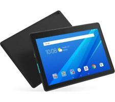 GradeB - LENOVO Tab E10 32GB Black Tablet -Android 8.0 (Oreo)