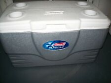 New listing Vintage Coleman Extreme Cooler w/ 4 cup holders