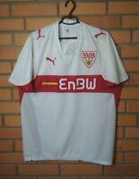 VfB Stuttgart football shirt 2007-2008 Home jersey soccer Size L Puma