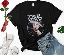 The Cars American Rock Band Black T-Shirt