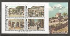 Gibilterra 2009 Old viste 1ST SERIE minisheet SG, MS1341 U/MM N/H LOTTO 3832A