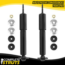 98-02 Lincoln Navigator 2WD Front Air to Shock Absorber Conversion Kit Pair x2