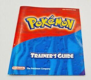 Pokémon Trainer's Guide - Rubin / Saphir-Edition 2003 - guter Zustand