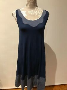 Blue dress by Metalicus. Great condition