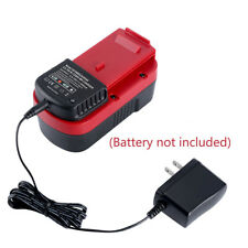 9.6V-18V Ni-Cd/Ni-MH Battery Charger for Black&Decker A18 HPB18 A14 HPB14 HPB12