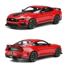 1/18 GT Spirit Ford Mustang Mach 1 Race Red Neuf Livraison Domicile Novembre