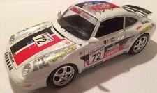 1:18 1993 La Porsche Chereau Carerra by BURAGO #72 24 Heures Du Mans Michelin
