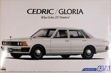Aoshima 1/24 Nissan Cedric / Gloria 430 4 Door Sedan 200 Standard MODEL KIT 5344