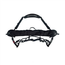 Neoprene Bow Sling Bag Hunting Hand-free Compound Bow 24-40'' Carrier Pouch Case