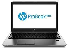 "HP ProBook 455 G1 15.6"" Laptop AMD A8-5550M 2.1GHz 8GB RAM 500GB HDD Win7 Pro"