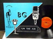 BENNY GOODMAN B.G. On the air ! SUNBEAM SB 105 Limited edition for collectors
