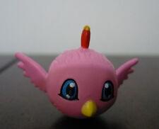 """Digimon Mini Figure Poromon Pink Bird Biyomon Prevolution Toy Bandai 1"""""""