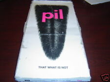 PIL THAT WHAT IS NOT CD LONGBOX SEALED 1992
