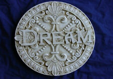 DREAM CONCRETE CEMENT PLASTER PATIO PAVER GARDEN STEPPING STONE MOLD 1061