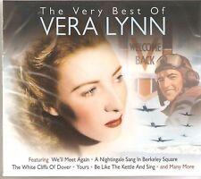 THE VERY BEST OF VERA LYNN - 2 CD BOX SET