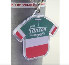 Moser Sanson Campagnolo 1979 Italian Champion Giro Italia Cycling Jersey Keyring