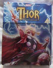 Thor Tales Of Asgard Blu-Ray Steelbook (2009) Marvel Comics