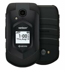 Kyocera DuraXV LTE E4610 16GB Verizon / Page Plus 4G LTE Rugged Flip Phone + PTT