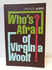 Who's Afraid Of Virginia Woolf (Vintage classics) (Paperback)-Edward Albe