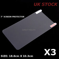 3x 7 inch Screen Protector SATUS iRulu IT IPS Allwinner  Android Tablet PC - V86