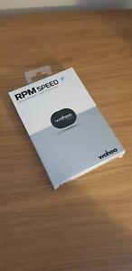 Wahoo RPM Cycling Cadence Sensor with Bluetooth - Black