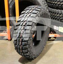 4 New Nankang Mt-1 Conqueror M/T 126Q Tires 2857516,285/75/16,28575R1 6