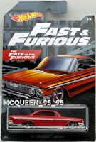 2019 HOT WHEELS FAST & FURIOUS '61 CHEVROLET IMPALA WALMART EXCLUSIVE IN STOCK
