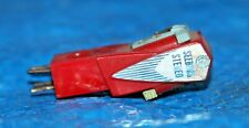 Seeburg Jukebox Pickering Redhead Stereo Cartridge with 2 T Stylus/Needles