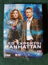 LES EXPERTS : MANHATTAN - SAISON 2  episode 2.1 /2.12 COFFRET 3 DVD NEUF blister