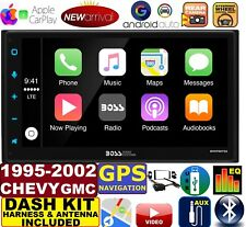 1995-02 CHEVY GMC NAVIGATION BLUETOOTH APPLE CARPLAY ANDROID AUTO CAR STEREO