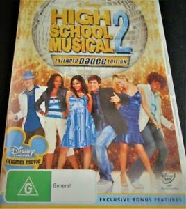 High School Musical 2 - 2 Discs - DVD - Region 4 - Brand New and Sealed