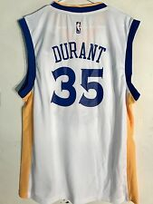 Adidas NBA Jersey Golden State Warriors Kevin Durant White sz M