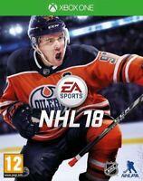 NHL 18 Xbox One **FREE UK POSTAGE!!**