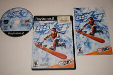 SSX 3 Sony Playstation 2 PS2 Video Game Complete