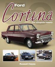 Ford Cortina Complete History (Lotus Corsair Mk I II III IV 1 2 3 4) Buch book
