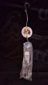 Beagle Dog Design  SMALL  Wind Chime - NEW - MUST L@@K! - LAST ONE!