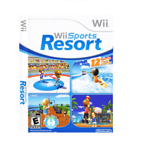 Wii Sports Resort (Nintendo Wii, 2009) Brand New
