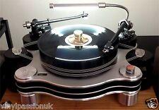 Turntable Lamp Vinyl Passion illuminati for UK-USA-EU Hi Fi Choice 5 star rating